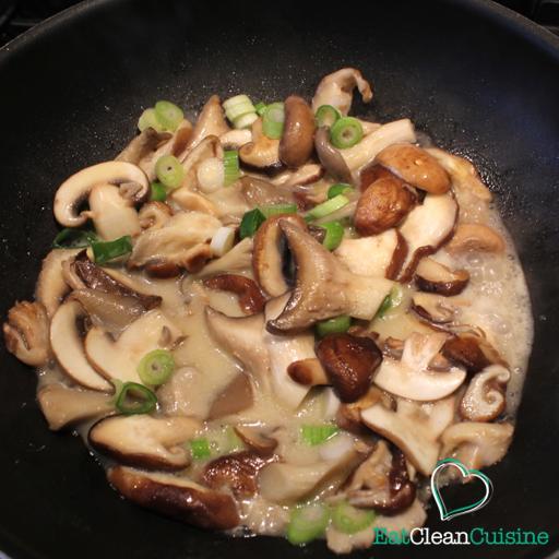 Mushroom Medley Ragout