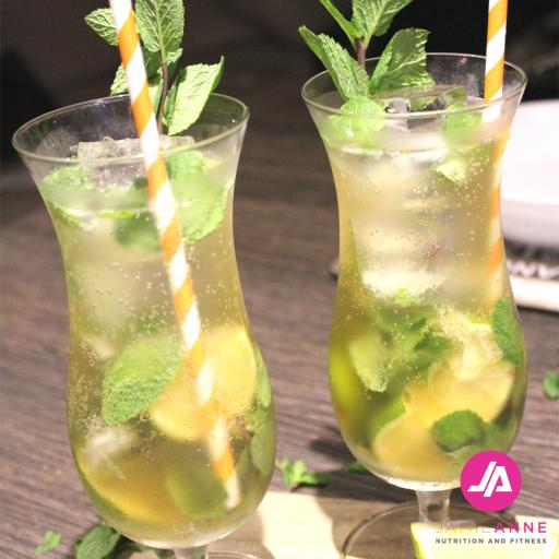 Guilt free Mojitos