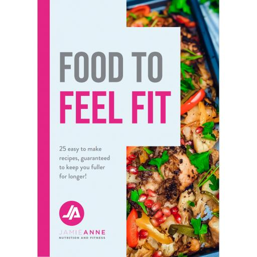 Food to Feel Fit by Jamie Anne